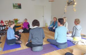 meditatie en yoga weekend