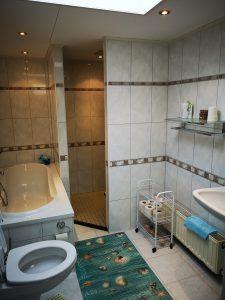 Gedeelde badkamer