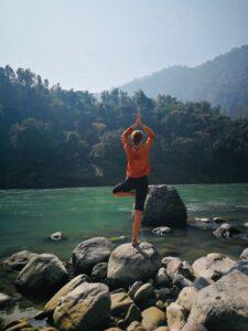 Yoga Gwen van den Bout